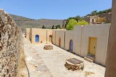 Порт ираклиона, Крит Греция Стоковое фото RF