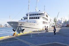 Порт Кобе Стоковые Изображения RF