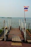 Порт на Phayao lake2 Стоковые Фото