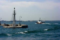 Порт Одесса Стоковое Фото