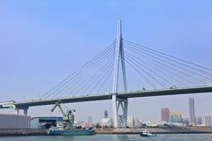 Порт Осака Стоковые Фотографии RF