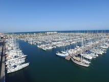 Порт олимпийская Барселона стоковое фото