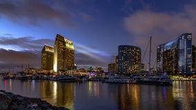 Порт Сан-Диего сток-видео