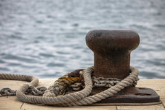 Порт Стоковое Фото