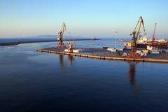 порт Стоковые Изображения RF