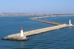 порт Стоковое Изображение