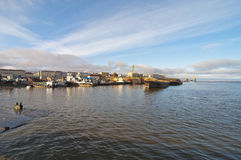 Порт Anadyr стоковая фотография