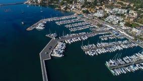 Порт Andratx стоковая фотография