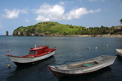 Порт Basco Стоковые Изображения RF