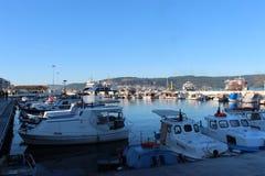 Порт Canakkale стоковые фото