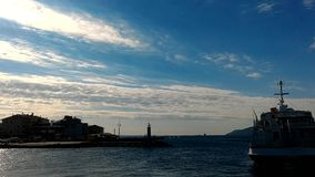 Порт Canakkale акции видеоматериалы