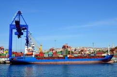Порт Eminonu Стоковое Изображение RF