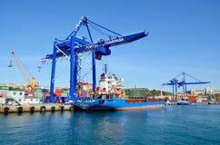 Порт Eminonu Стоковое Фото