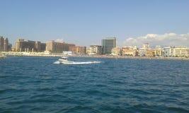 Порт Fuengirola Стоковое Изображение