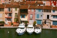 Порт Grimaud, Франция Стоковые Фотографии RF