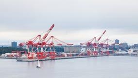 Порт Halifax Стоковые Фото