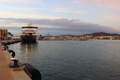 Порт Ibiza стоковое изображение rf