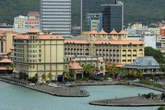 порт louis Маврикия Стоковая Фотография RF