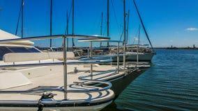 Порт Mangalia Румыния Стоковая Фотография RF