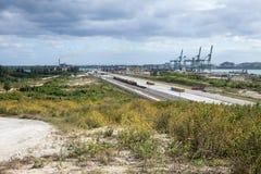 Порт Mariel Стоковое Изображение
