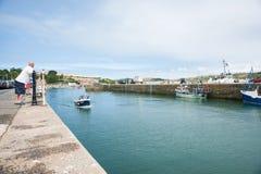 Порт Padstow. стоковая фотография