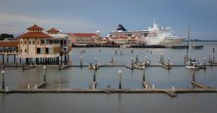 Порт Penang Стоковые Изображения