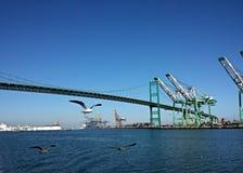 Порт San Pedro Стоковые Фото