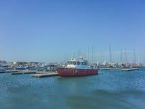 Порт Santa Marta Стоковые Изображения RF