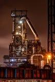 Порт Talbot TATA стальной Стоковые Фотографии RF