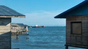 Порт Tawau Стоковые Фото