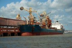 Порт Vila делает Conde стоковые фотографии rf