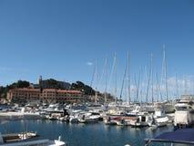 Порт Vrsar стоковая фотография rf
