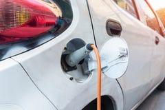 поручать автомобиля электрический стоковые изображения