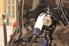 поручать автомобиля электрический Стоковое Фото