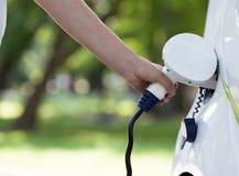 поручать автомобиля электрический стоковое фото rf