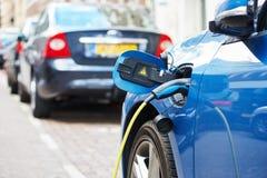 поручать автомобиля электрический стоковое изображение