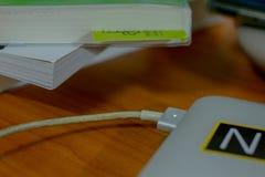 Поручать компьтер-книжку стоковая фотография