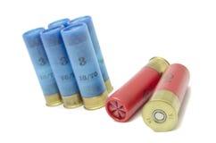 Порученные боеприпасы для охотиться Стоковые Изображения RF