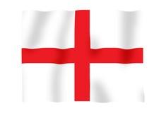 порхать Англии Стоковое Фото