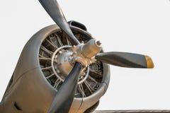 поршень двигателя старый Стоковые Фото