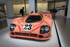 Порше 917 гоночный автомобиль Sau 20 Coupe от прозванного 1971 свиньей Пинга Стоковые Фото