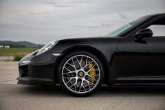 Порше 2015 911 Turbo s Стоковая Фотография RF