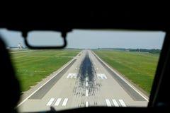 посадка Стоковые Изображения RF