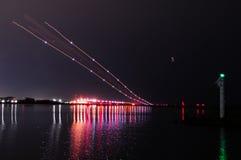 Посадка JAIR Стоковые Изображения RF