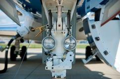 Посадочное устройство Стоковая Фотография RF