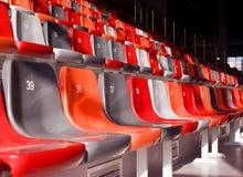 Посадочные места стадиона Стоковая Фотография