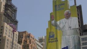Посещение США 2015 Папы Фрэнсиса