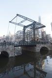 Посещение Aluminiumbrug Амстердама Стоковая Фотография
