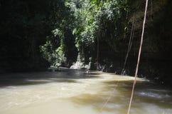 Посещение Pangandaran 6 Стоковая Фотография