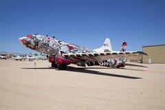Посещение Pima проветривает и музея космоса в Tuscon стоковые фотографии rf